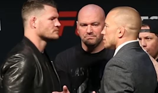 [Officiel] UFC 217 - Michael Bisping vs. Georges St-Pierre