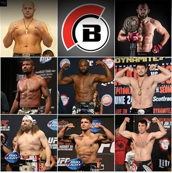 Bellator HW GP 2018