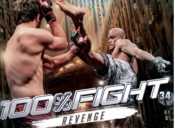 100%FIGHT 34 - résultats officiels