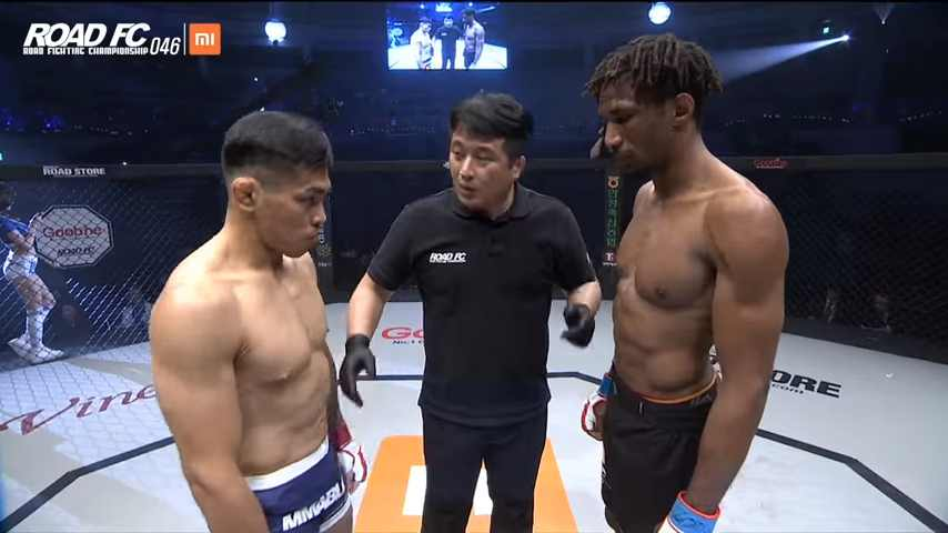 Road FC 46 - le tournoi lightweight à 1 million$ avec Mansour Barnaoui
