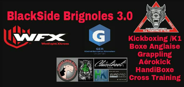 BLACKSIDE BRIGNOLES