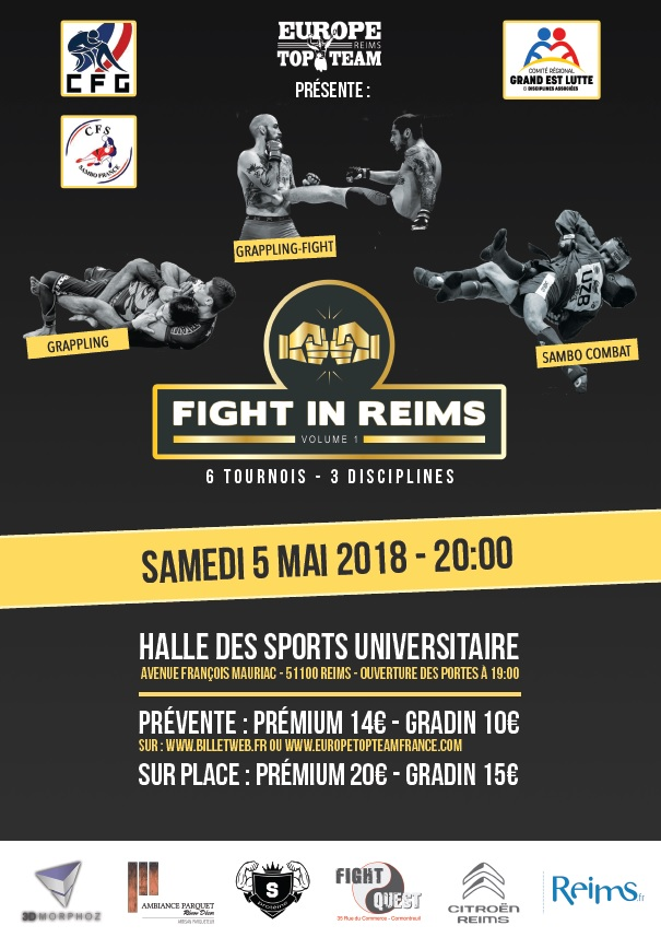 Fight In Reims