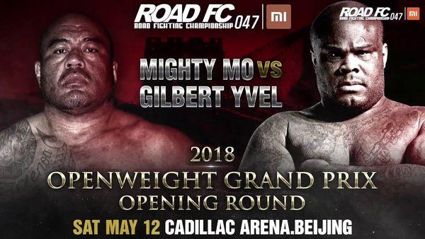 [Vidéo] Road FC OpenW GP: Mighty Mo vs Gilbert Yvel