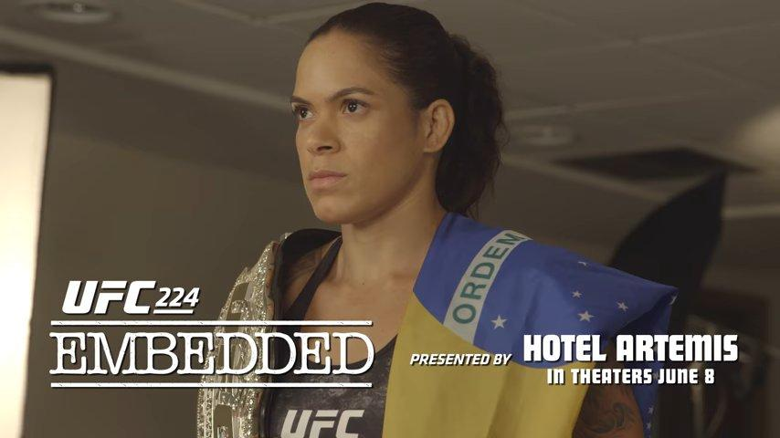 UFC 224 Embedded: Vlog Series - Episode 5