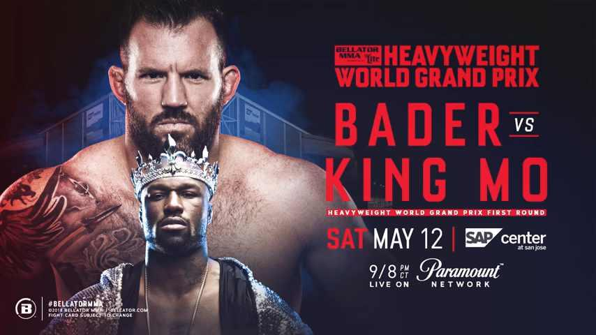 Countdown du Bellator 199 - Bader vs. King Mo: Episode 1