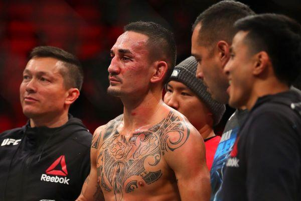 Max Holloway out de l'UFC 226!