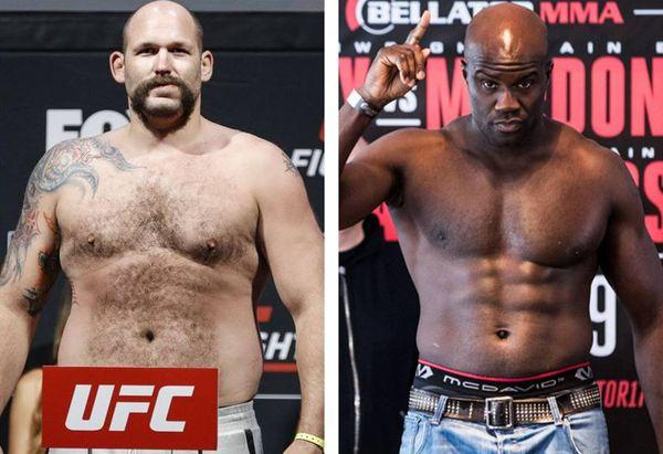Bellator 208: Cheick Kongo vs Timothy Johnson