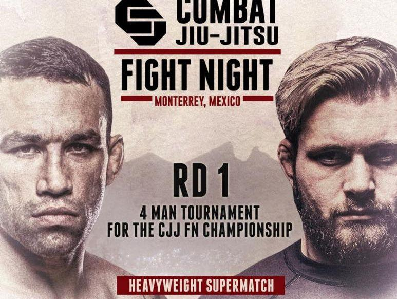 Werdum vs Gordon Ryan