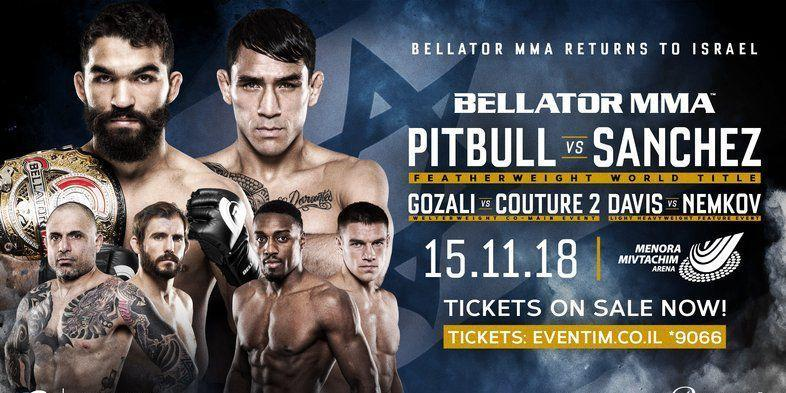 Bellator 209 - Les résultats + Highlights