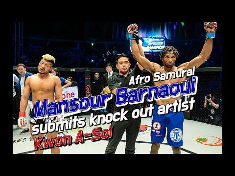 Post in ROAD FC 53 - 1M$ Tournament Final: Barnaoui VS Kwon (18/05/2019)